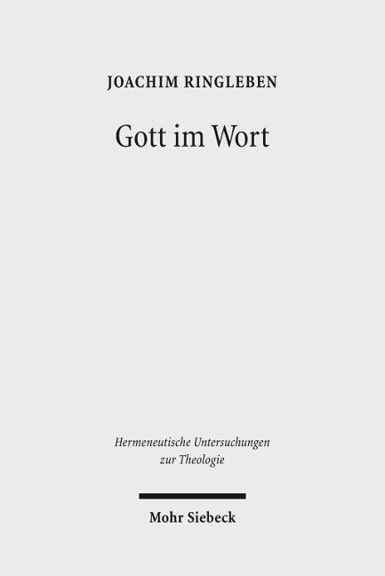 Gott im Wort - Ringleben, Joachim