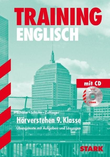 STARK Training Gymnasium - Englisch Hörverstehen 9. Klasse, mit CD