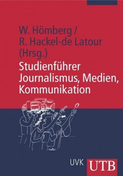 Studienführer Journalismus, Medien, Kommunikation