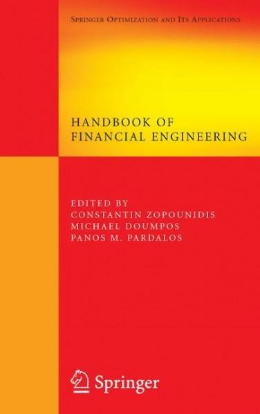 Handbook of Financial Engineering