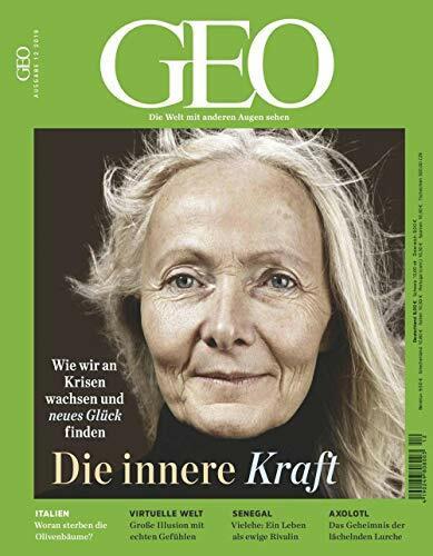 """GEO 8/2019 """"Gut fürs Klima, schlecht für die Natur?"""""""