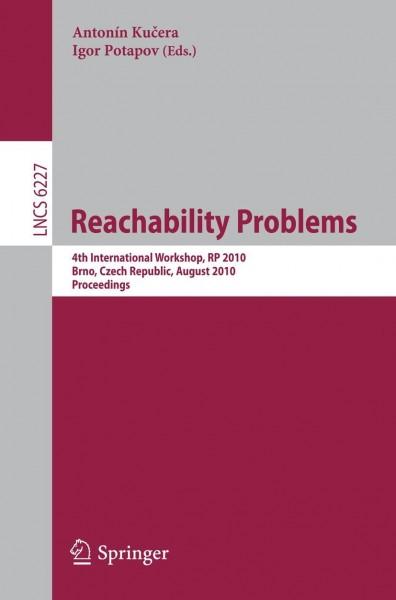 Reachability Problems